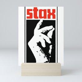 Stax Mini Art Print