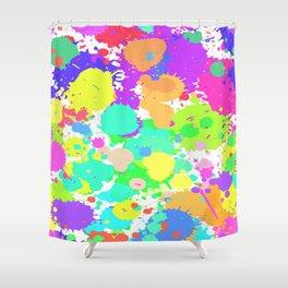 Splattt Shower Curtain