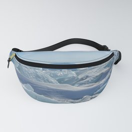 Pressure Ridges of Ice Lake Fanny Pack