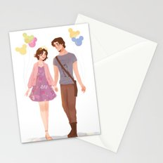 Park hopping Stationery Cards
