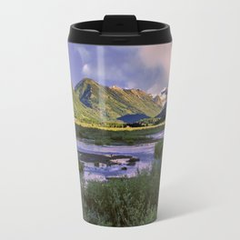 Crested Butte Sunrise Travel Mug