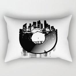 Urban Vinyl of Underground Music Rectangular Pillow