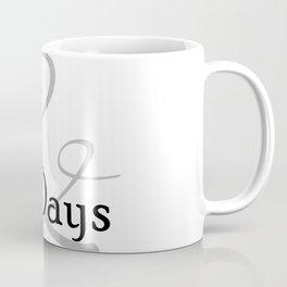 Books & Tea & Rainy Days Coffee Mug