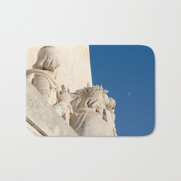 Monument of the Discoveries detail Bath Mat