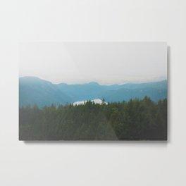 Malahat | Vancouver Island Metal Print
