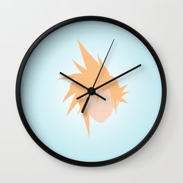 Cloud Strife Wall Clock