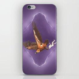 Birber. Bird Uber. iPhone Skin