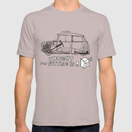 Mini Cooper Classic (ADO15) T-shirt