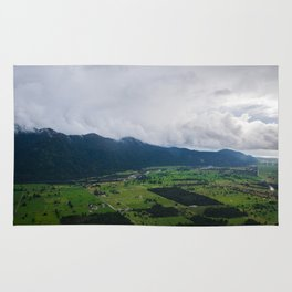 New Zealand South Island Rug