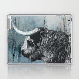 Highland Bull Laptop & iPad Skin