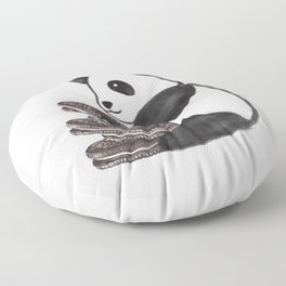 Oreo and Panda Floor Pillow