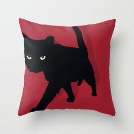 Strut Throw Pillow