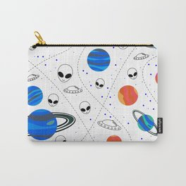 Area 51 picnic ecopop Carry-All Pouch