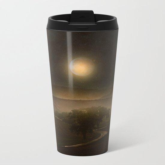 Sail to the Moon Metal Travel Mug