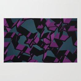 3D Mosaic BG V Rug