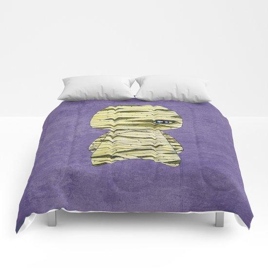A Boy - The Mummy Comforters