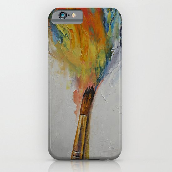 Paint iPhone & iPod Case
