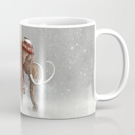 The Ice Age Sucked Mug