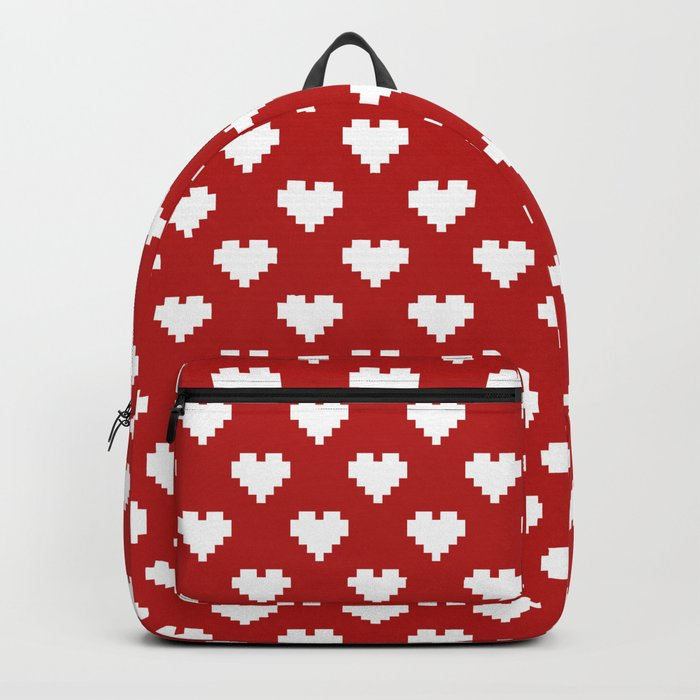 Valentine's Day Pattern Backpack