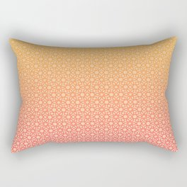 Sunrise Tesseract Rectangular Pillow