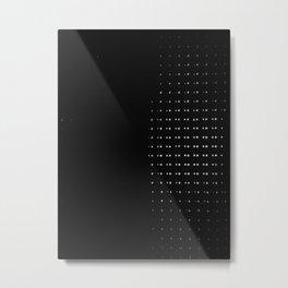 leds lights Metal Print