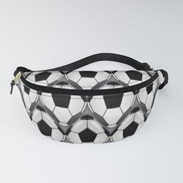 Football Background Fanny Pack
