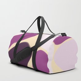 Funky Abstract 1 Duffle Bag
