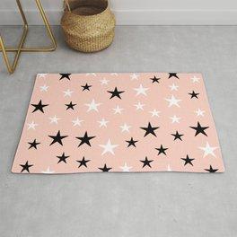 Cute Stars Rug