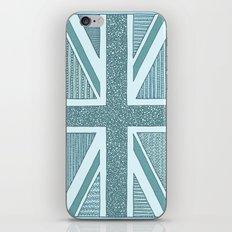 Lovely UK 2 iPhone & iPod Skin