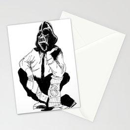 Darksided Economy  Stationery Cards
