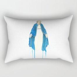The Virgin Mary Rectangular Pillow