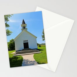 The Chapel III Stationery Cards