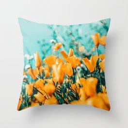 Nyla #photography #nature Throw Pillow
