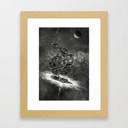 Lovecraft's Yog-Sothoth Framed Art Print