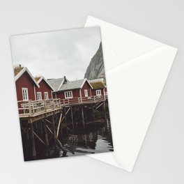 Rorbuers Stationery Cards