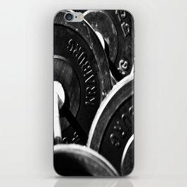 Plates iPhone Skin