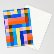 The Map Stationery Cards