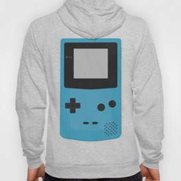 Gameboy Colour Blue Hoody