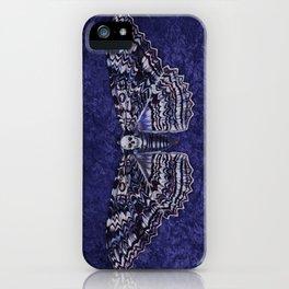 Deathshead Moth iPhone Case