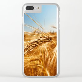 treasures of summer Clear iPhone Case