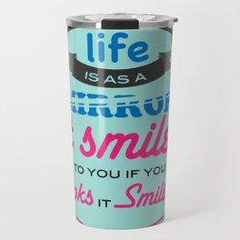 Quote Poster 4 Travel Mug