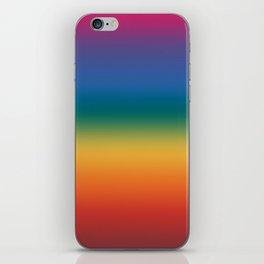 Rainbow 2018 iPhone Skin