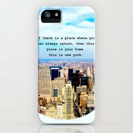 This is New York iPhone Case