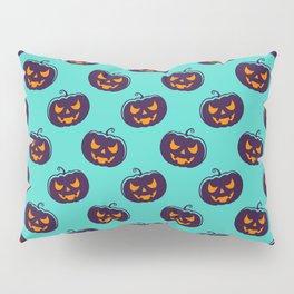 Scarry Halloween Pattern Pillow Sham