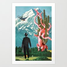 Fellowship of the Opposites Art Print