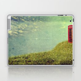 Phone Booth Laptop & iPad Skin