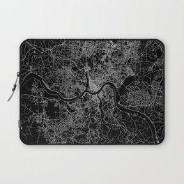 Cincinnati map Laptop Sleeve