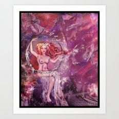 Ayaii Art Print