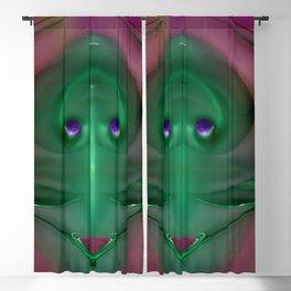 Earl of Mars ... Blackout Curtain