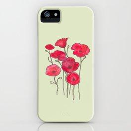 Opiate Love iPhone Case